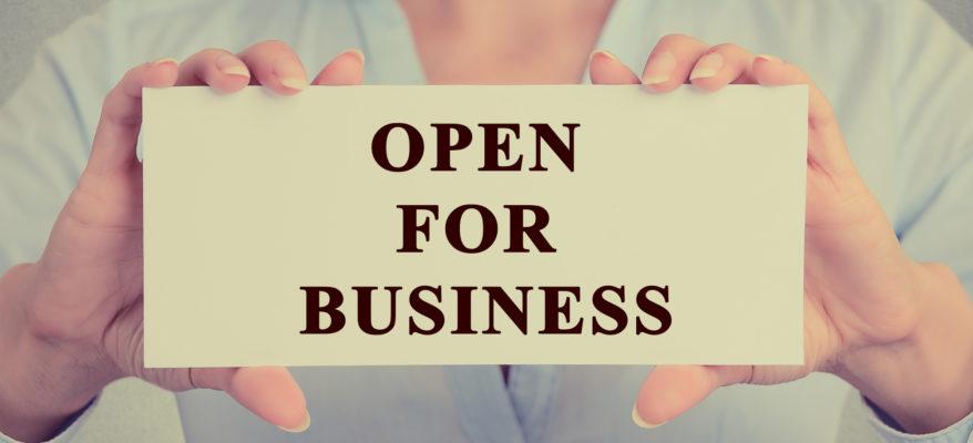 aprire una società online
